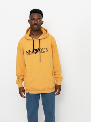 Nervous Classic HD Hoodie (yellow)