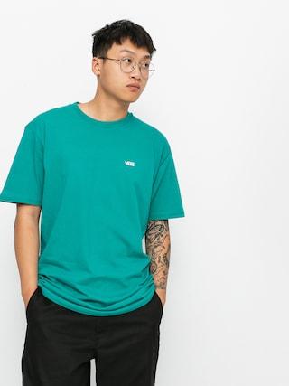 Vans Left Chest Logo T-shirt (porcelain green/white)