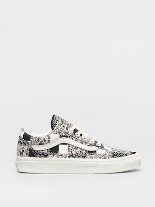 Vans Old Skool Shoes (patchwork flrl/mltmshmlw)