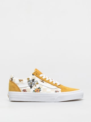 Vans Old Skool Shoes (garden check/blk/tr wht)