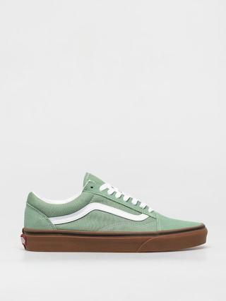 Vans Old Skool Shoes (gum/basil/true white)