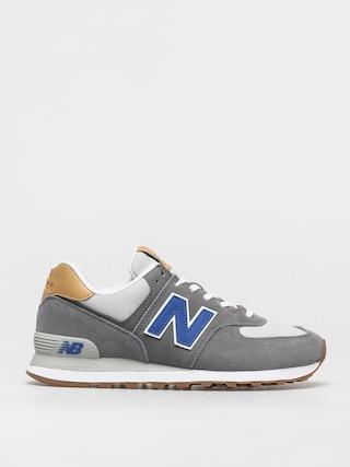 New Balance 574 Shoes (castlerock)