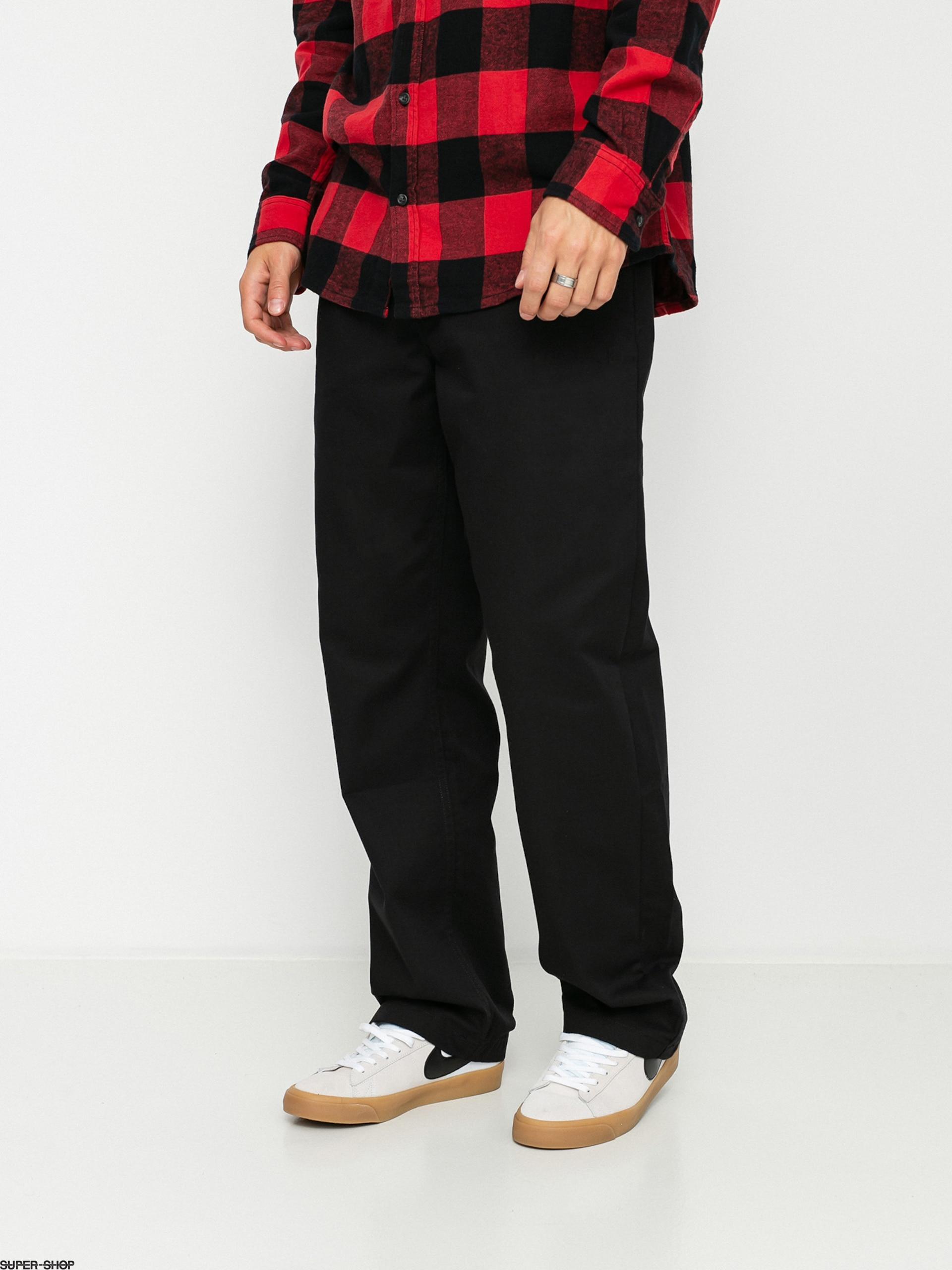 Vans Authentic Chino Loose Pants (black)