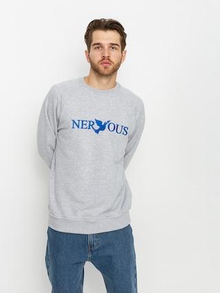 Nervous Classic Crew Sweatshirt (grey)