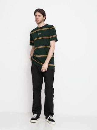 Vans 66 Champs Stripe T-shirt (scarab)