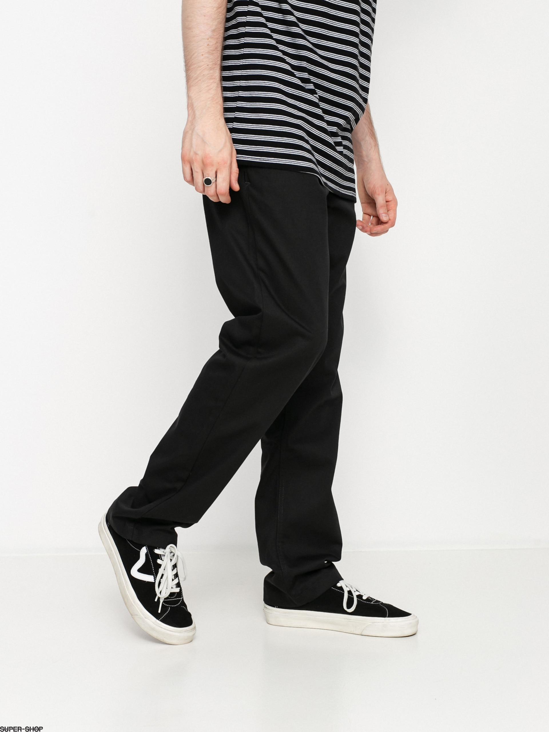 Vans Authentic Chino Relaxed Pants (black)