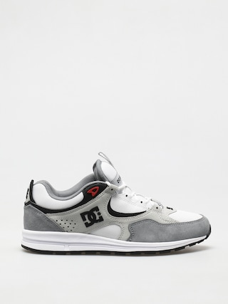 DC Kalis Lite Shoes (white/armor/athletic red)
