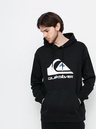 Quiksilver Big Logo HD Hoodie (black)