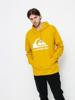 Quiksilver Big Logo HD Hoodie (nugget gold)
