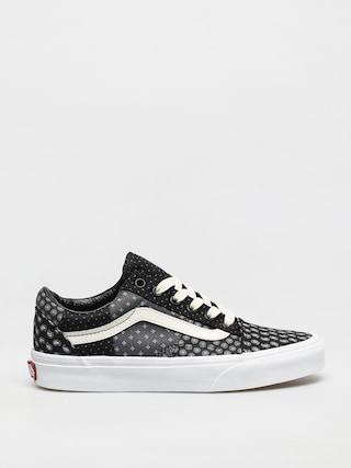 Vans Old Skool Shoes (tieprintptchwrk/blktrwht)
