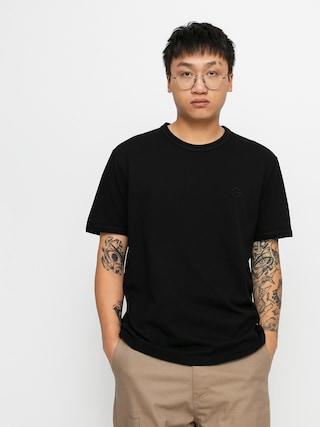 Polar Skate Ringer T-shirt (black)