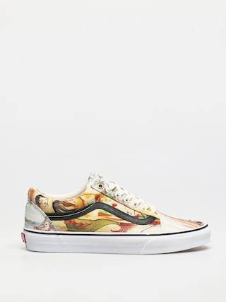 Vans Old Skool Shoes (otw gallery/nkstchko/allvrrpt)