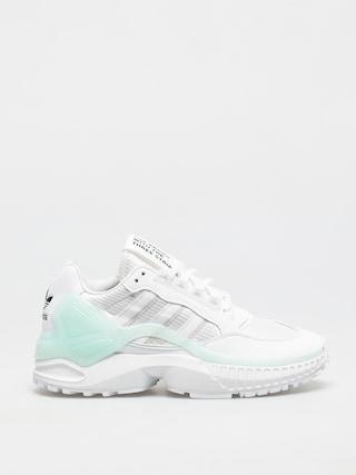 adidas Originals ZX Wavian Shoes Wmn (ftwwht/greone/cblack)