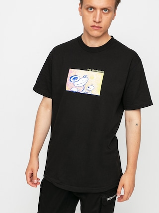 Frog Skateboards Floating Again T-shirt (black)