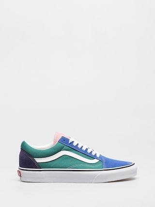 Vans Old Skool Shoes (retro court/multi/tr wht)