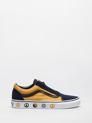 Vans Old Skool Shoes (takeastand/drsblsgldnglw)