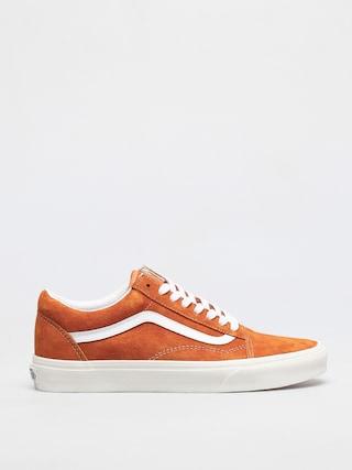 Vans Old Skool Shoes (pig suede/dsrtsun/snwwht)