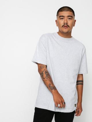 RVCA Recession Tee T-shirt (athletic heathe)
