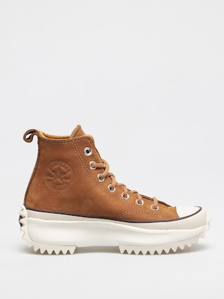 Converse Run Star Hike Shoes (brown/olive)