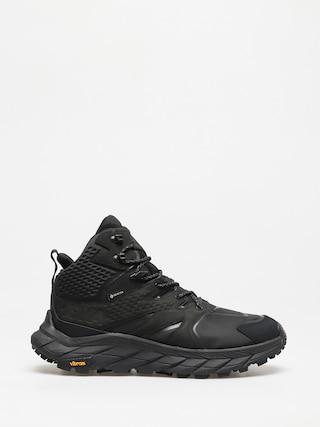 Hoka One One Anacapa Mid GTX Shoes (black/black)