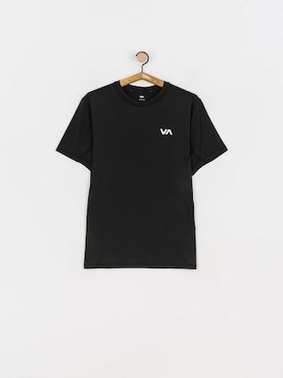 RVCA Sport Vent Lycra T-shirt (black)