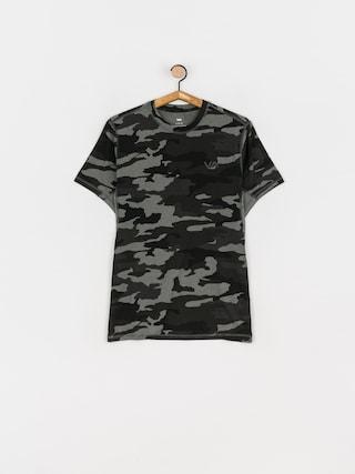 RVCA Sport Vent Lycra T-shirt (camo ii)