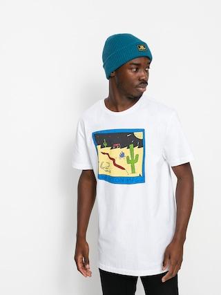 Brixton Tablet Tlrt T-shirt (white)