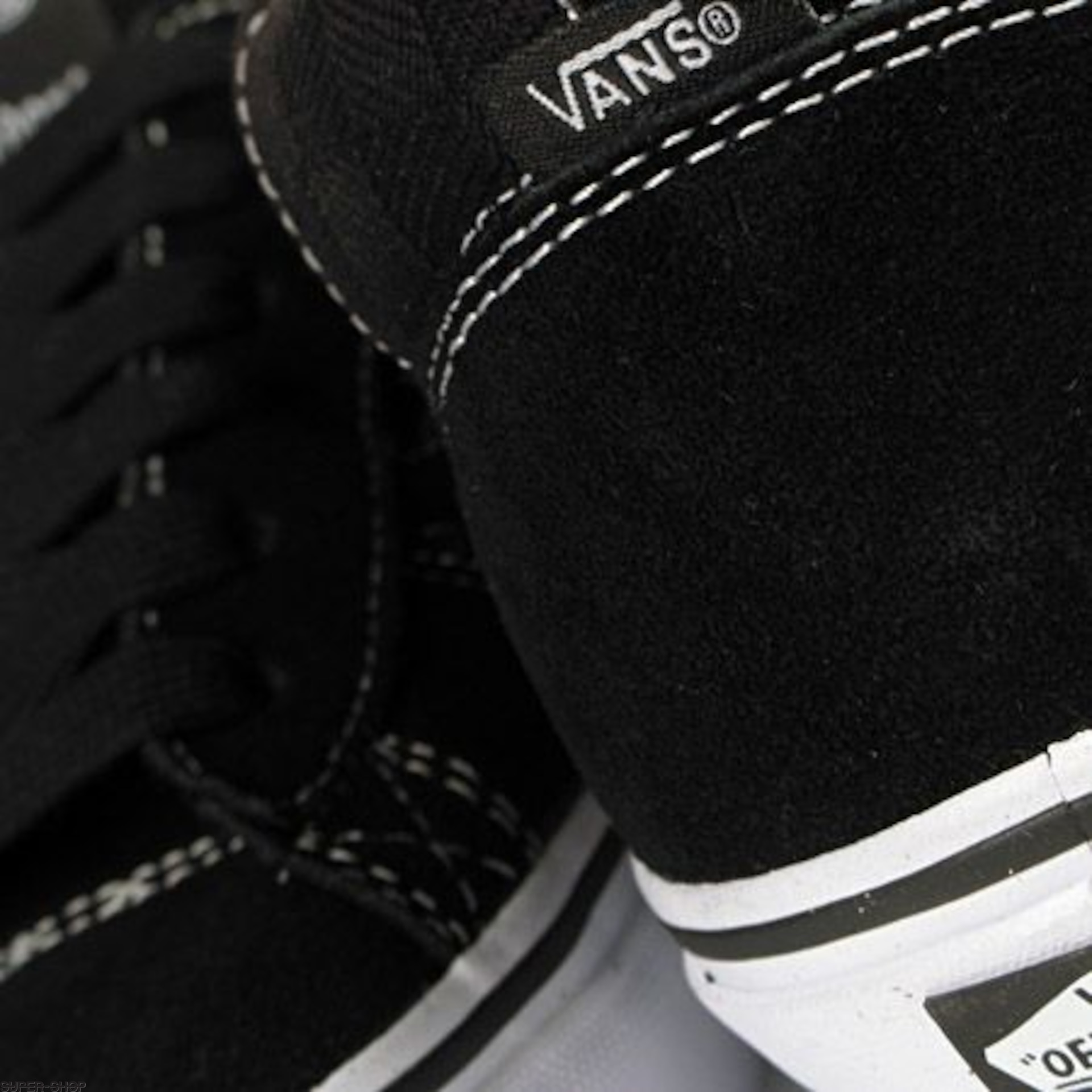 1015495c8f3 Vans Shoes La Cripta Dos Mid (check jaquard black)