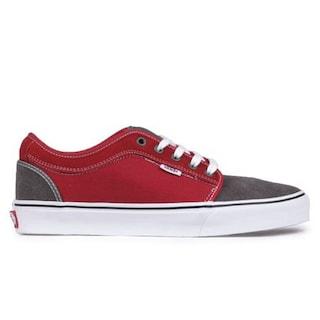 bde36c34a5 Vans Shoes Chukka Low Massimo Cavedoni (grey red)