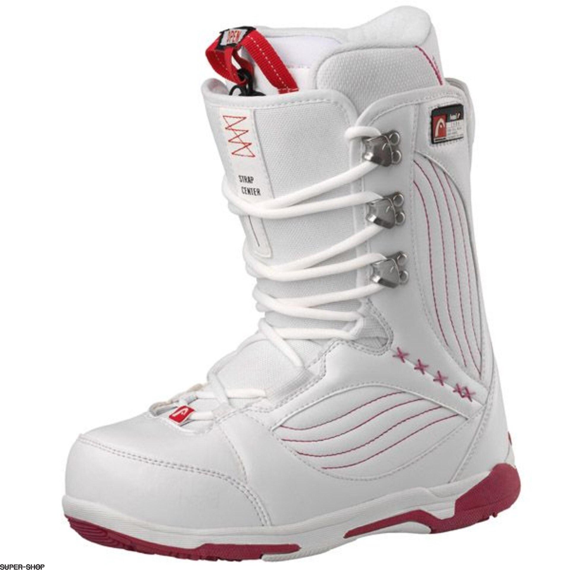 big sale 0cae8 fb47a Damen Head Snowboard Schuhe Zora (white)