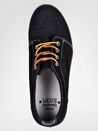 Vans Shoes 106 Vulcanized Ca Black Bone Wht