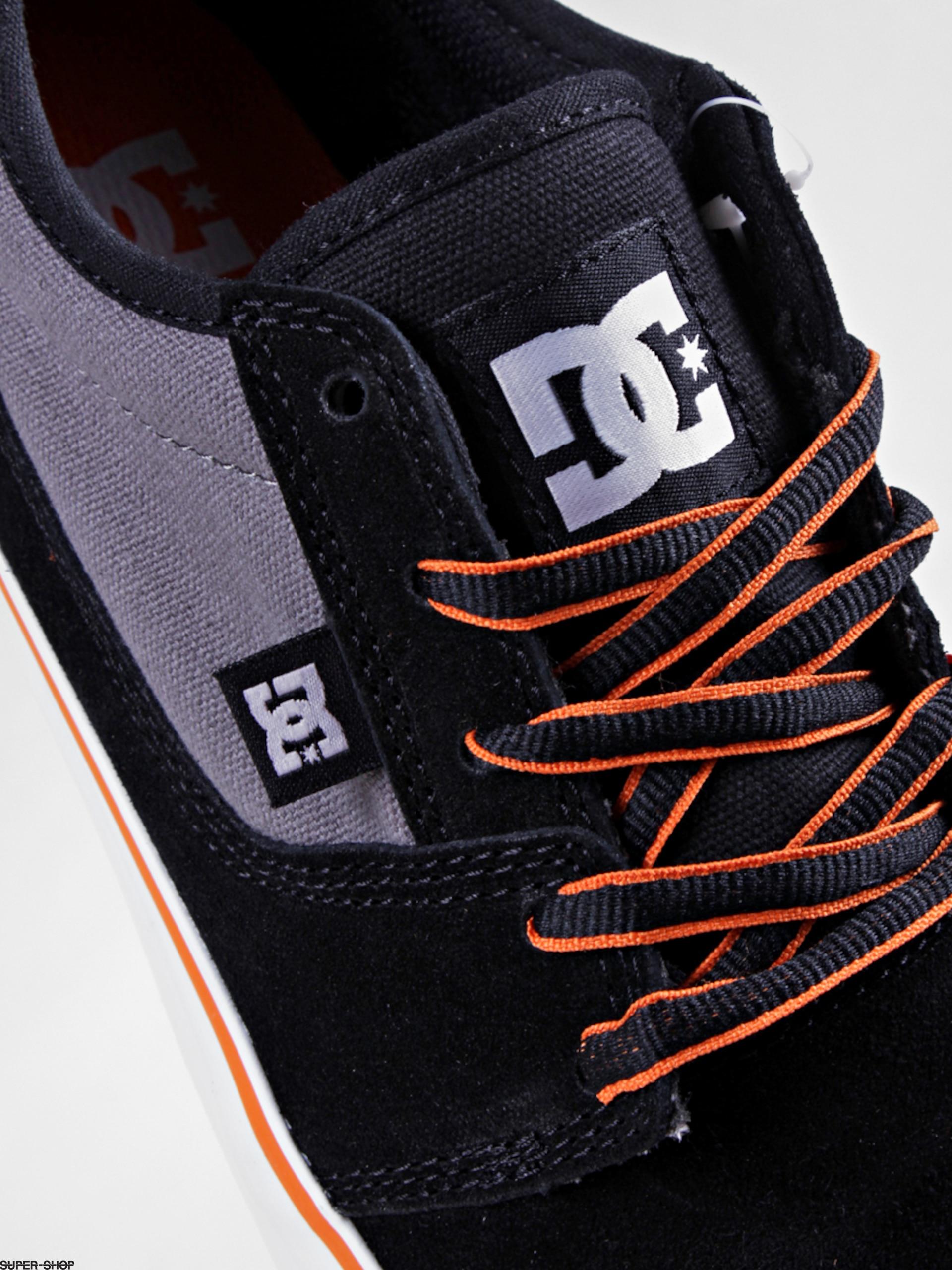 DC shoes Tonik (blackwhiteorange)