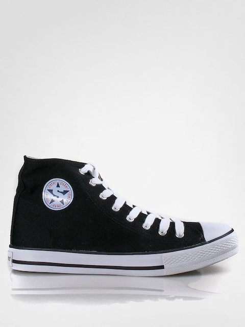Smith's sneakers High (black)