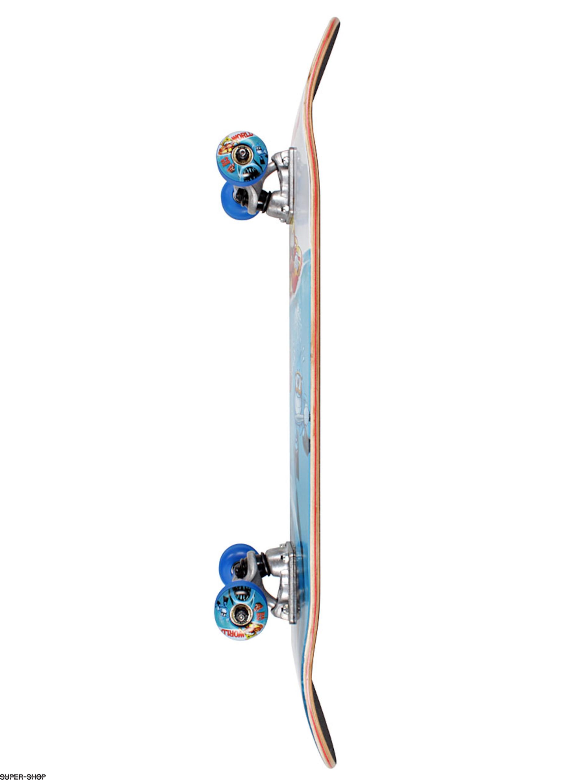 6c2e1eef989 World Industries Skateboard Sharb Bait 7.75