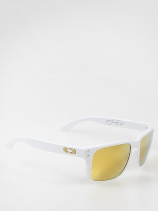 187c0de679 Oakley Sunglasses Holbrook Shaun White Gold Series Polished (white 24k  iridium)