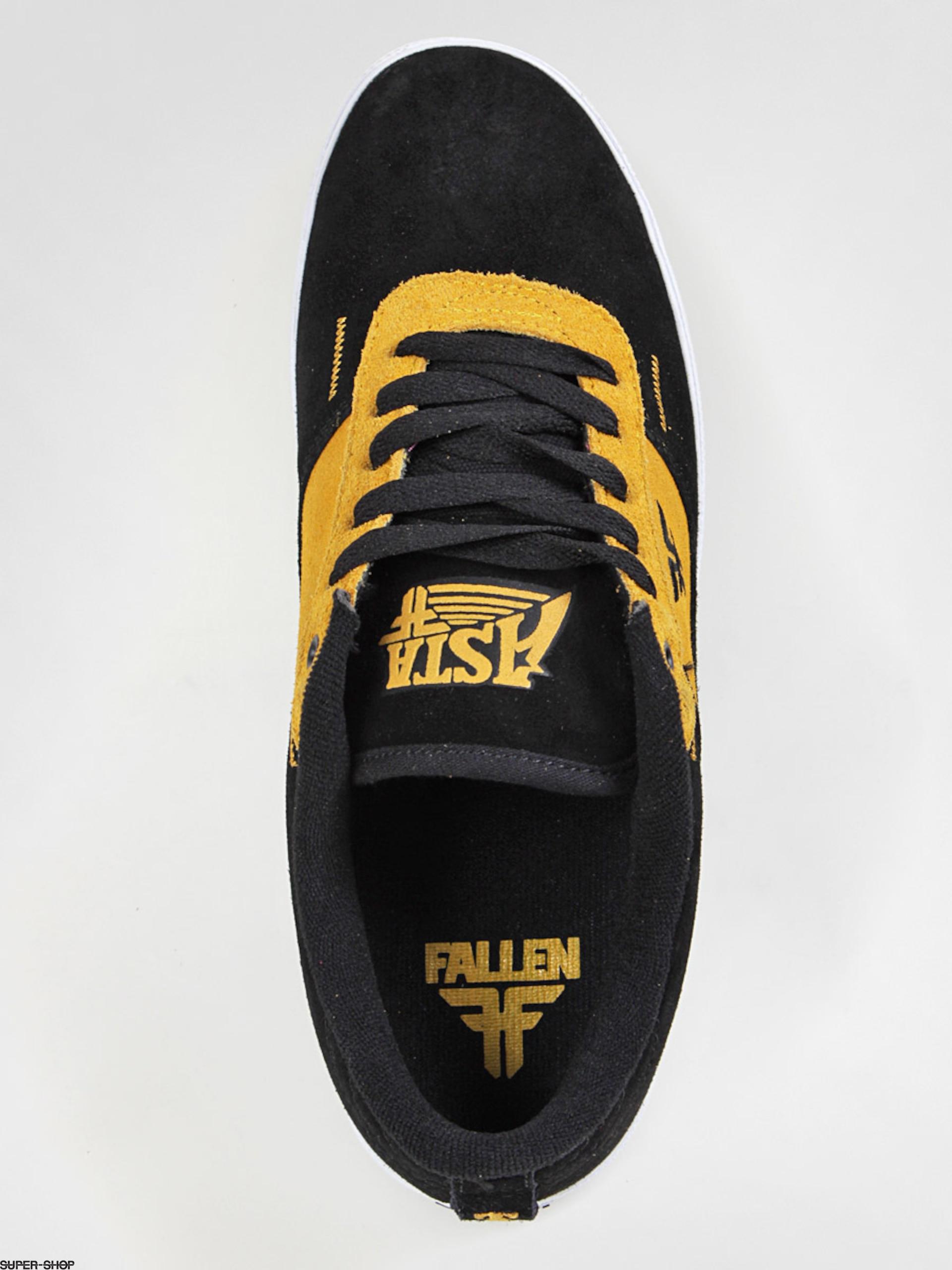Fallen shoes Rookie (black/mustard)