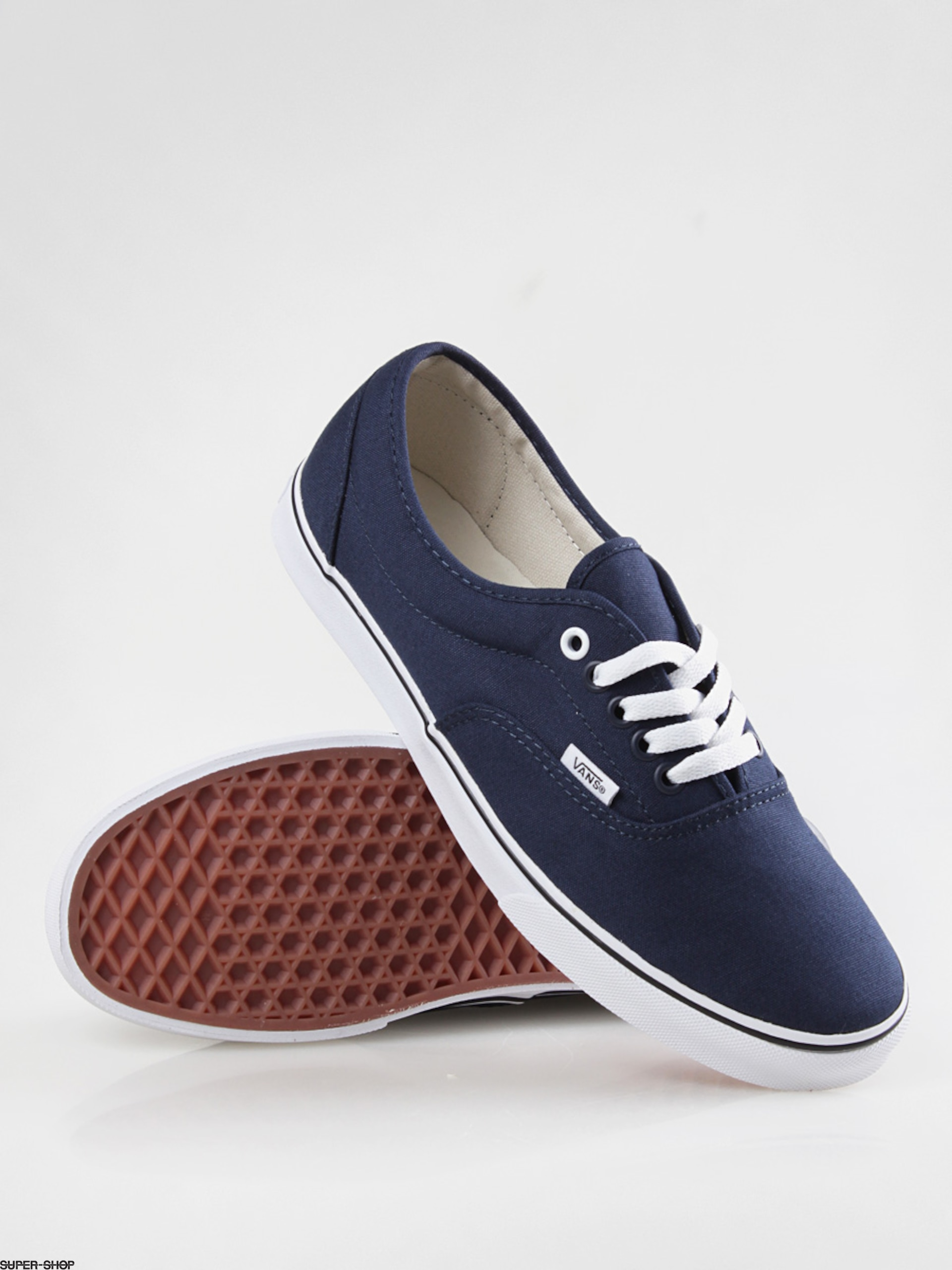 cdb251a1ec Vans shoes LPE (navy true white)