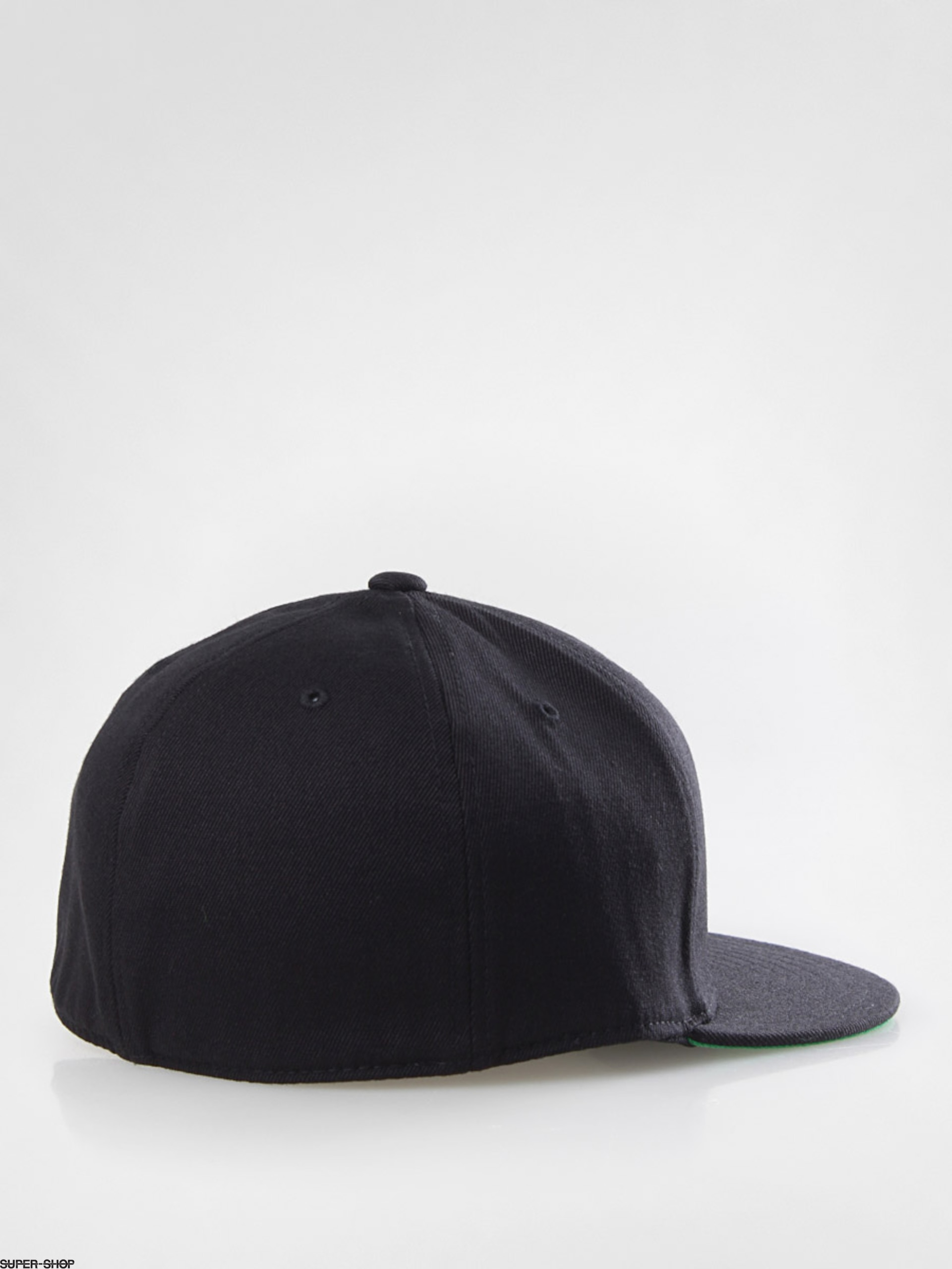 62bc552c66a Volcom cap 2Stone 210 Fitted Hat By (blk)