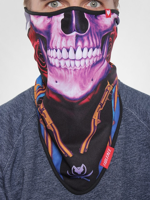 Wolface bandana Skull&Guns
