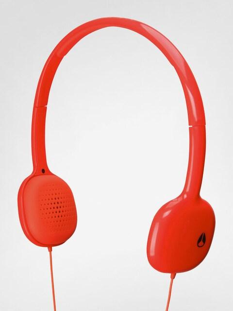 Nixon headphones Loop (neon orange)