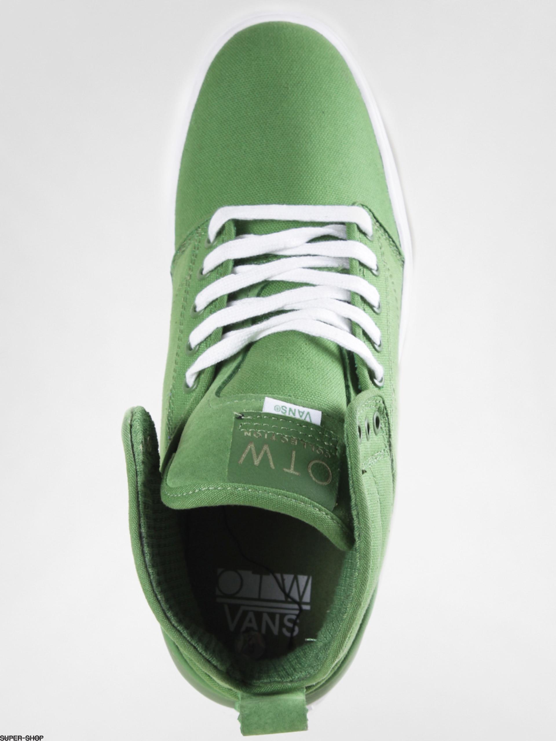 Vans shoes Alomar (basic/grn/wht)