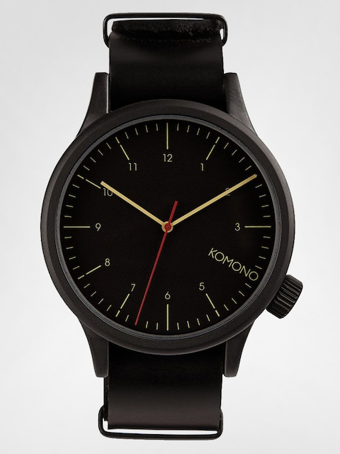 Komono watch Magnus (black)