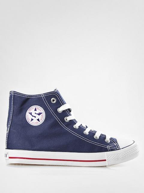 Smith's sneakers Hi-Tops (navy02)