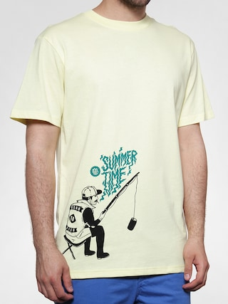 Malita T-shirt Fisherman (pinacolada)
