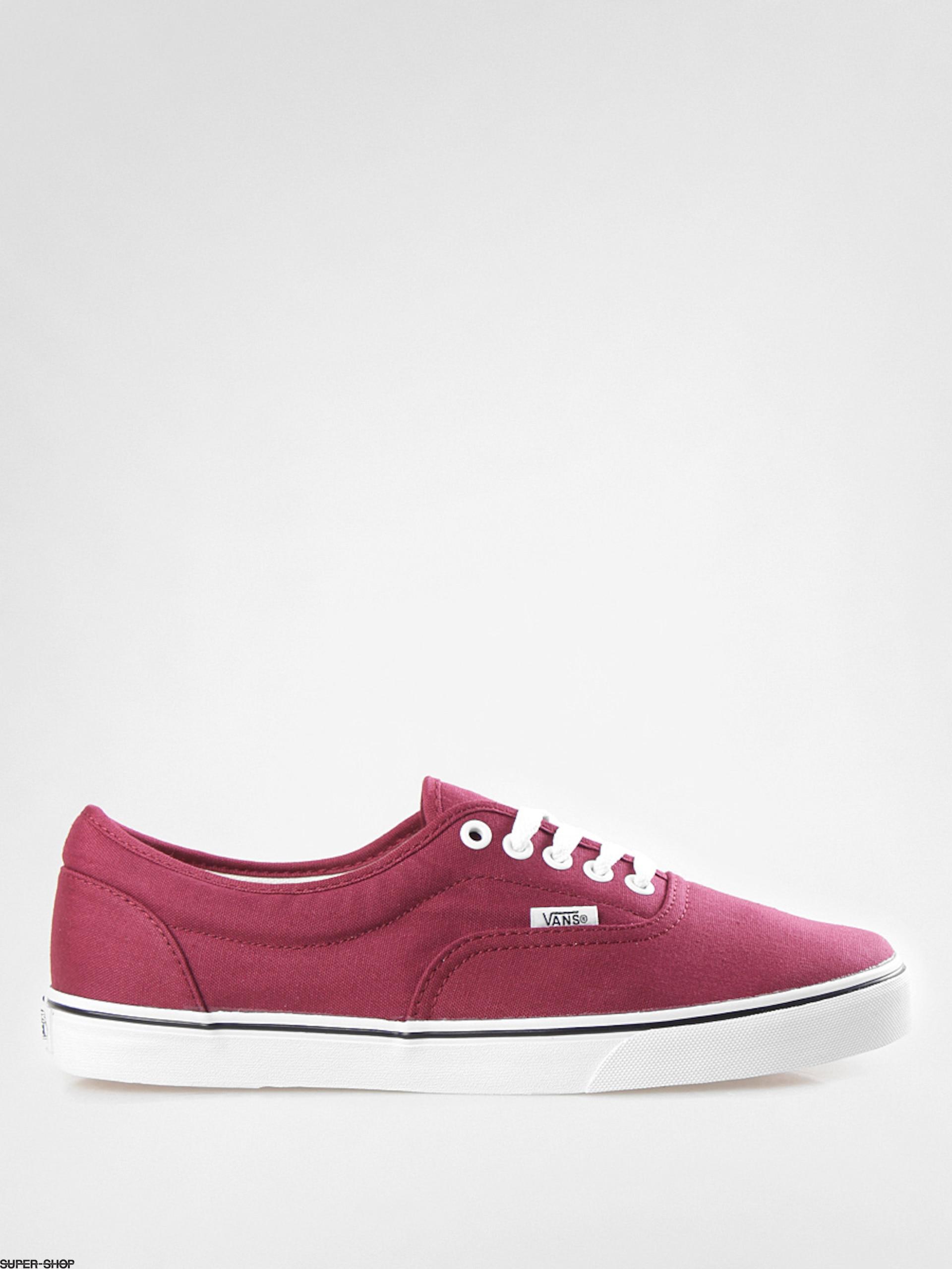Vans shoes LPE VRRR76N (tawny port/true white)