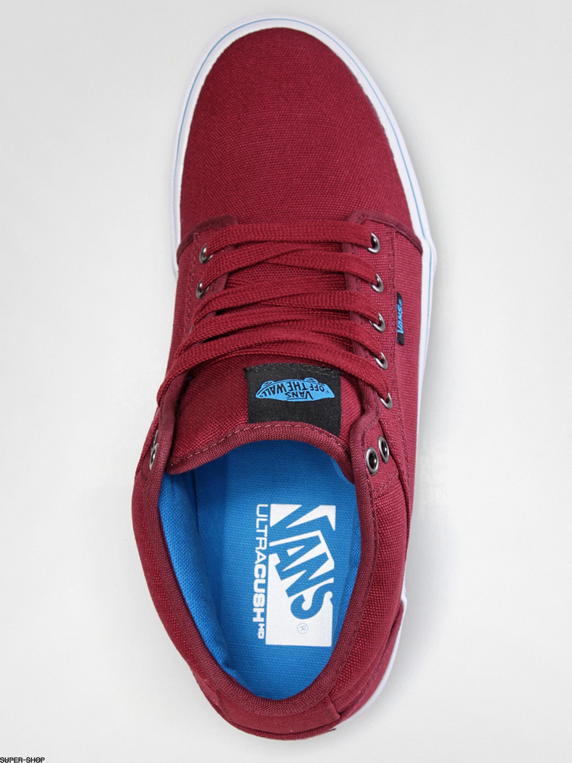 Vans shoes Chukka Midtop VUAT8Z6 (burgundysky blue)