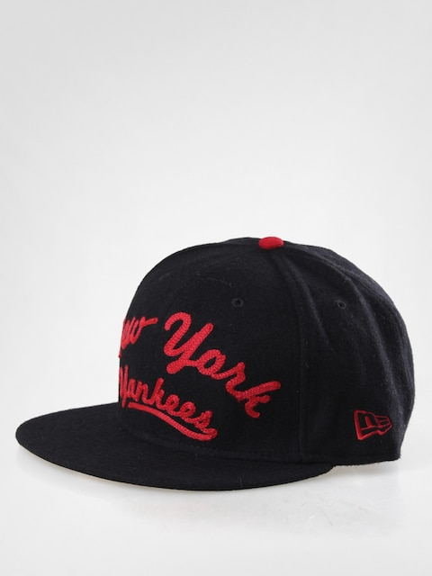 New Era cap Arch V Neyyan ZD (black)