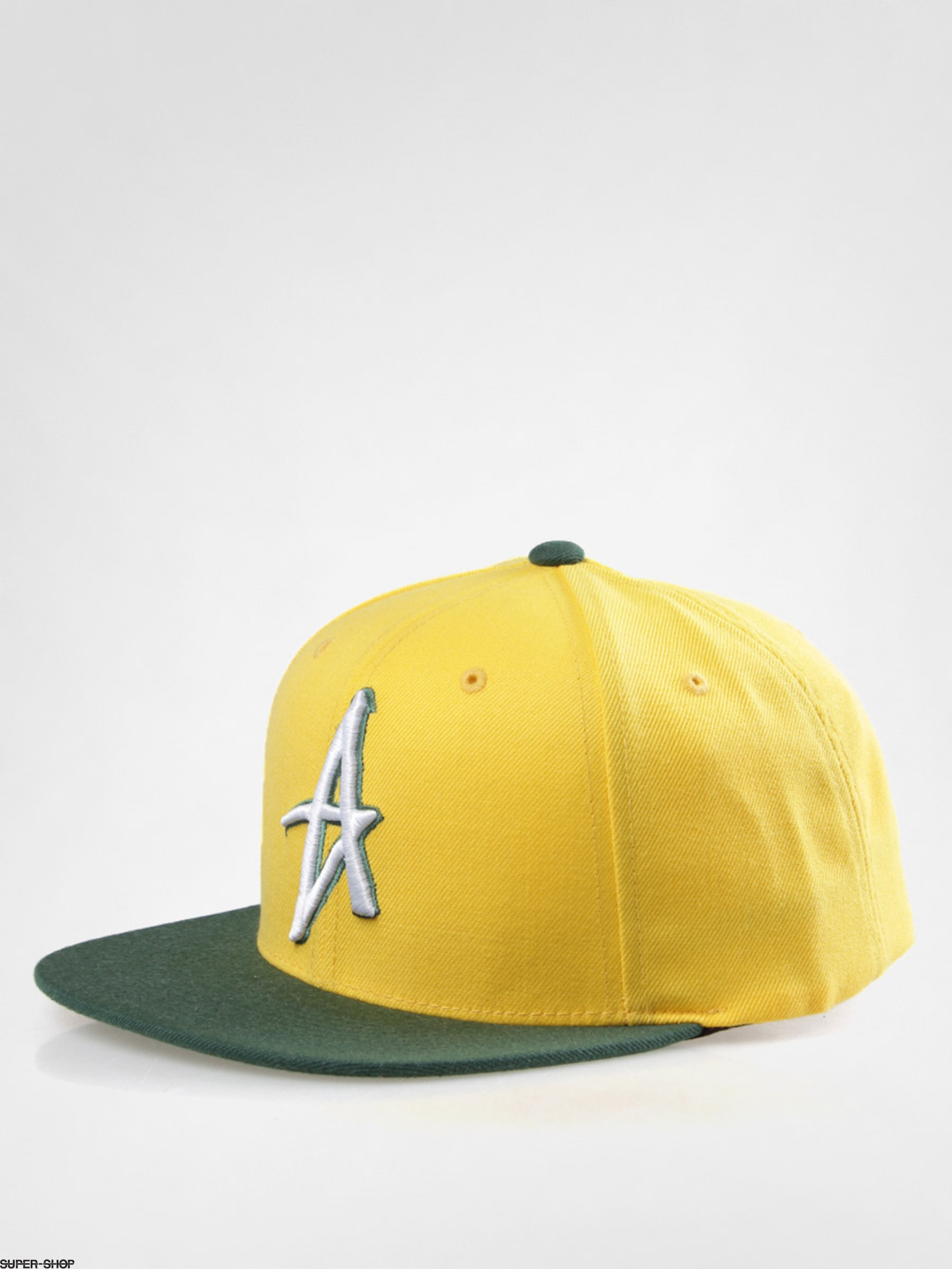 Altamont Cap SMU Decades Starter (yellow)