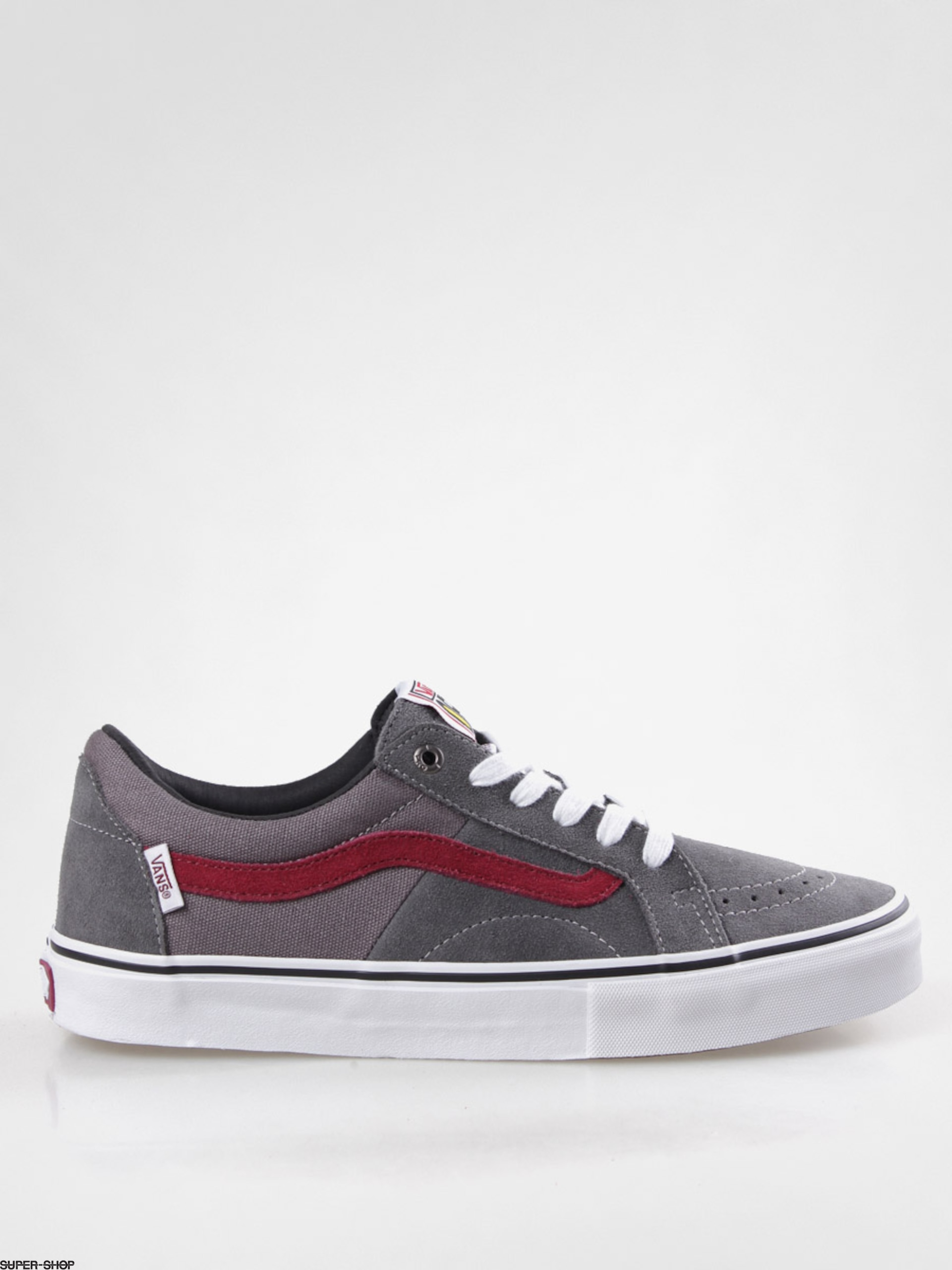 Vans shoes AV Native American Low VQEXCHB (charcoal burgundy) db8513a57