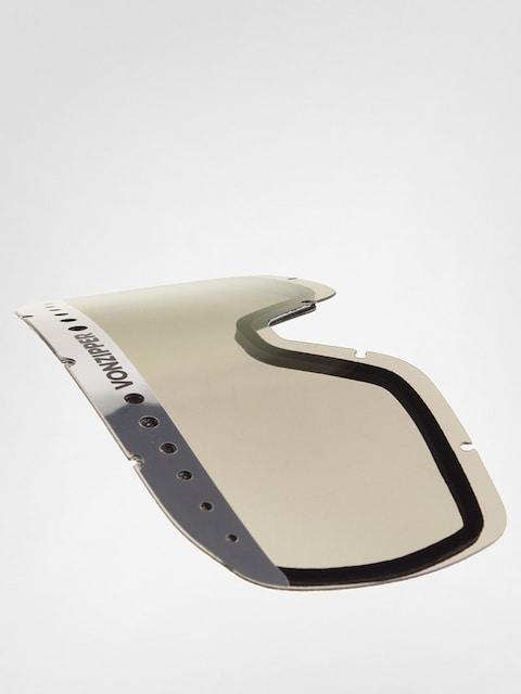 Von Zipper goggle replacement lens Fubar (yel chrome)